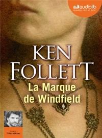 La Marque de Windfield: Livre audio 2 CD MP3  width=