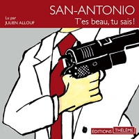 T'es beau tu sais !: San-Antonio 79  width=