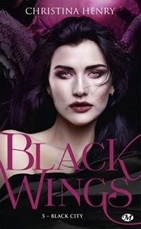 Black City: Black Wings, T5