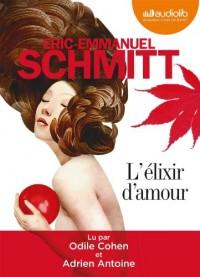 L'Elixir d'amour: 2 CD audio  width=