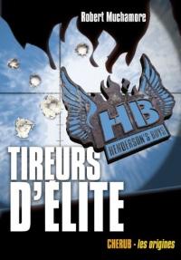 Henderson's Boys (Tome 6) - Tireurs d'élite