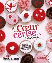 Les filles au chocolat : Coeur cerise (1)  width=