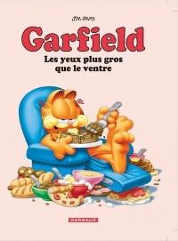 Garfield - tome 3 - Les Yeux plus gros que le ventre