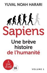 Sapiens : Une brève histoire de l'humanité, 2 volumes  width=