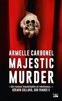 Majestic Murder (Thriller)  width=