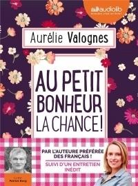 Au Petit Bonheur la Chance - Livre Audio 1 CD MP3  width=