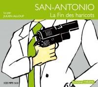 San-Antonio: la fin des haricots  width=