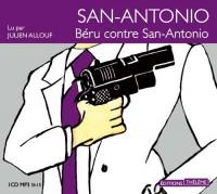San-Antonio: béru contre San-Antonio  width=