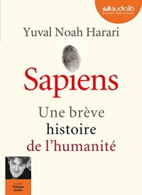 Sapiens - Une brève histoire de l'humanité  width=