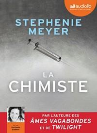 La Chimiste: Livre audio 2 CD MP3  width=