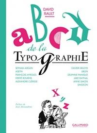 ABCD de la typographie en bande dessinée (hors série BD)
