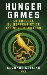 Hunger Games : La ballade du serpent et de l'oiseau chanteur  width=