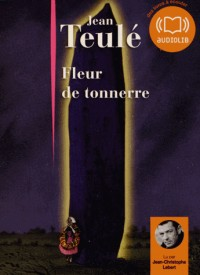 Fleur de Tonnerre: Livre audio 1 CD MP3