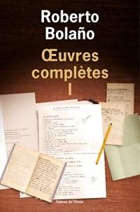 Oeuvres complètes - volume 1  width=