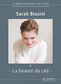 La Beauté du ciel: 1 CD MP3  width=