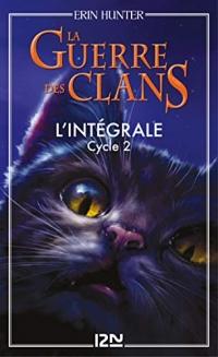 La guerre des clans - cycle 2 intégrale  width=