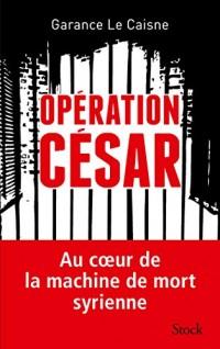 Opération César (Essais - Documents)  width=