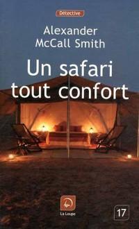 Un safari tout confort (grands caractères)  width=